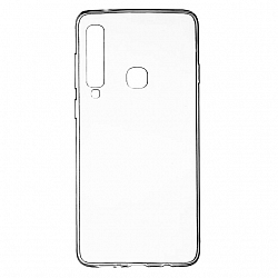 ETUI BACK CASE ULTRA SLIM SAMSUNG A920 GALAXY A9 2018 TRANSPARENT
