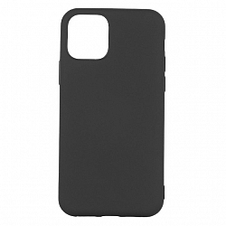 ETUI SILICON CASE CASE IPHONE 11 PRO CZARNY