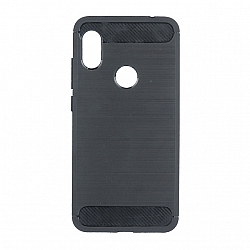 ETUI BACK CASE SLIM ARMOR XIAOMI REDMI NOTE 6 CZARNY