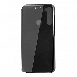 ETUI FLIP CASE CLEAR VIEW XIAOMI REDMI NOTE 8T CZARNY