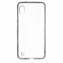ETUI MERCURY CLEAR JELLY CASE SAMSUNG A105 GALAXY A10