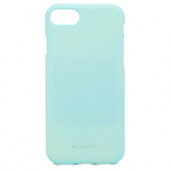 ETUI MERCURY SOFT FEELING JELLY CASE IPHONE 7 8 MIĘTA