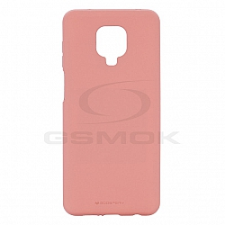 ETUI MERCURY SOFT FEELING JELLY CASE XIAOMI REDMI NOTE 9 PRO / 9S RÓŻ