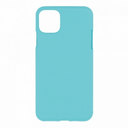 ETUI MERCURY SOFT FEELING JELLY CASE IPHONE 11 PRO MIĘTA