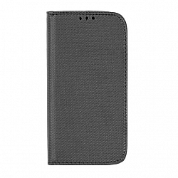ETUI FLIP CASE MAGNET HUAWEI HONOR PLAY CZARNY