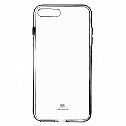 ETUI MERCURY CLEAR JELLY CASE IPHONE 7 PLUS 8 PLUS