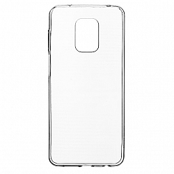 ETUI BACK CASE ULTRA SLIM XIAOMI REDMI NOTE 9 PRO / NOTE 9S TRANSPARENT