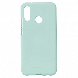 ETUI MERCURY SOFT FEELING JELLY CASE HUAWEI P20 LITE MIĘTA