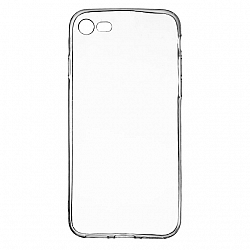 ETUI BACK CASE ULTRA SLIM IPHONE 7 8 TRANSPARENT