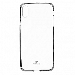 ETUI MERCURY CLEAR JELLY CASE IPHONE XS MAX