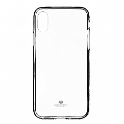 ETUI MERCURY CLEAR JELLY CASE IPHONE X XS