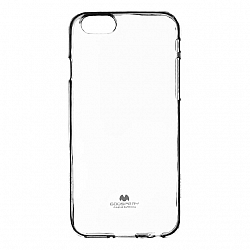 ETUI MERCURY CLEAR JELLY CASE IPHONE 6 6S