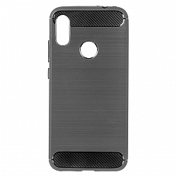 ETUI BACK CASE SLIM ARMOR XIAOMI REDMI NOTE 7 CZARNY
