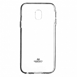 ETUI MERCURY CLEAR JELLY CASE SAMSUNG J330 GALAXY J3 2017