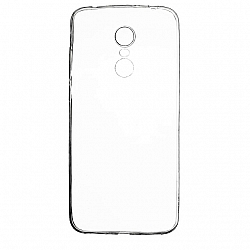 ETUI BACK CASE ULTRA SLIM XIAOMI REDMI 5 PLUS TRANSPARENT