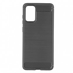 ETUI BACK CASE SLIM ARMOR SAMSUNG G985 GALAXY S20 PLUS CZARNY