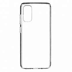 ETUI MERCURY CLEAR JELLY CASE SAMSUNG G980 GALAXY S20