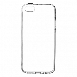 ETUI MERCURY CLEAR JELLY CASE IPHONE 5 5S SE