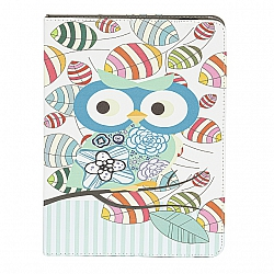 ETUI UNIWERSALNE DO TABLETA 9-10 CALI GREEN OWL