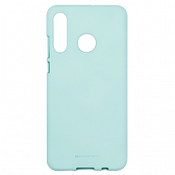 ETUI MERCURY SOFT FEELING JELLY CASE HUAWEI P30 LITE MIĘTA