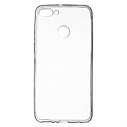 ETUI BACK CASE ULTRA SLIM HUAWEI Y9 2018 TRANSPARENT