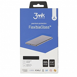 IPHONE X / XS / 11 PRO - 3MK FLEXIBLE GLASS