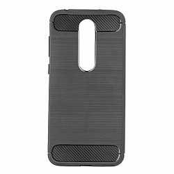 ETUI BACK CASE SLIM ARMOR NOKIA 6.1 PLUS CZARNY
