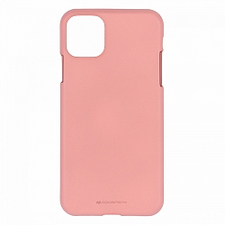ETUI MERCURY SOFT FEELING JELLY CASE IPHONE 11 PRO RÓŻ