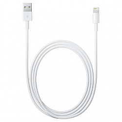 KABEL USB LIGHTNING APPLE IPHONE 5 6 7 MD819ZM/A BIAŁY 2M BULK