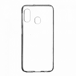 ETUI MERCURY CLEAR JELLY CASE SAMSUNG A202 GALAXY A20E