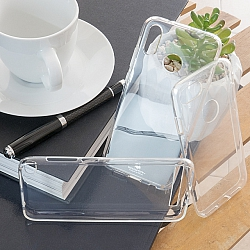 ETUI MERCURY CLEAR JELLY CASE IPHONE 6 PLUS 6S PLUS