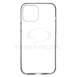 ETUI MERCURY CLEAR JELLY CASE IPHONE 12 MINI