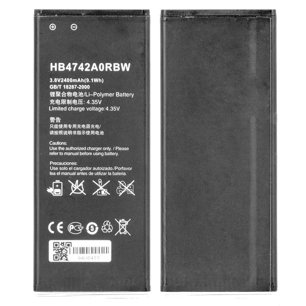 be719a3dae2 Bateria Huawei Honor 3C Hb4742A0Rbw 2400mAh Bulk Bez Logo - Zkom.pl